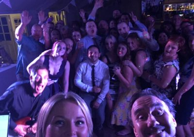 Wedding Group Selfie 6