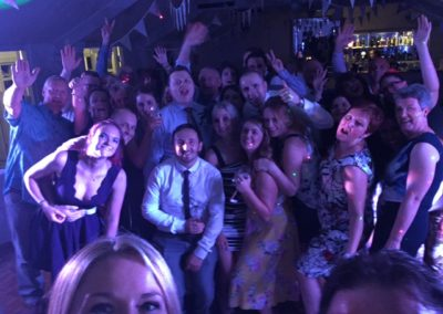 Wedding Group Selfie 5